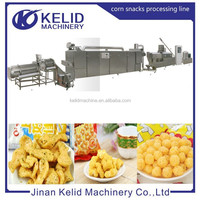 2015 Hot sale new condition corn puff snack processing line