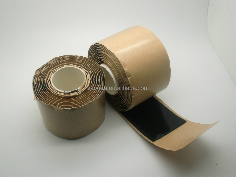 butyl tape for cable connetor box with ROHS 1.65mm*50.8mm*3m
