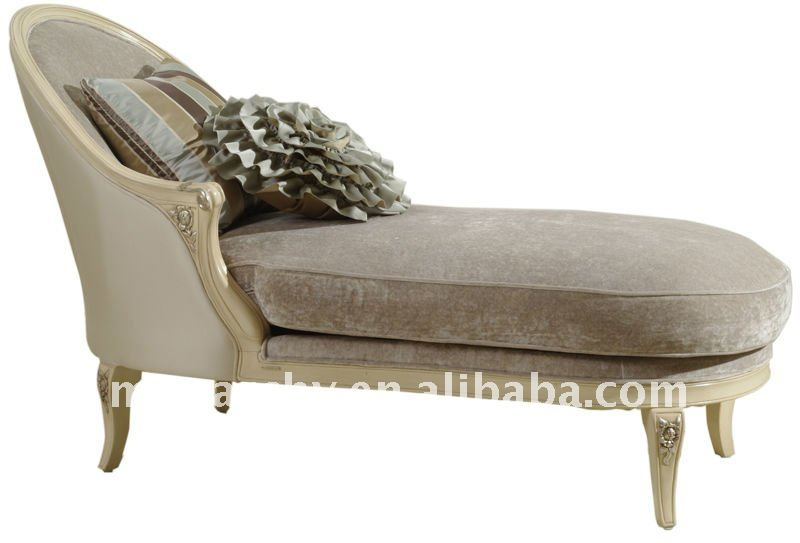 GFW502 2011 excellent french solid wooden chaise