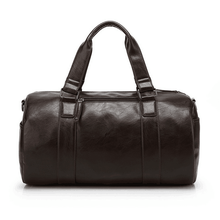 Leather PU Travel Bag Duffel Bag