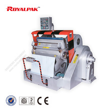 ML-203 puzzle die cutting machine /hand feed die cutters/creasing and die cutting machine
