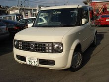 2002 Nissan Cube SX UA-BZ11 Used Car From Japan (100830175636)