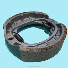 China Best Quality Motorcycle Spare Parts Brake Shoe Brake Pad CG125 Motorcycles