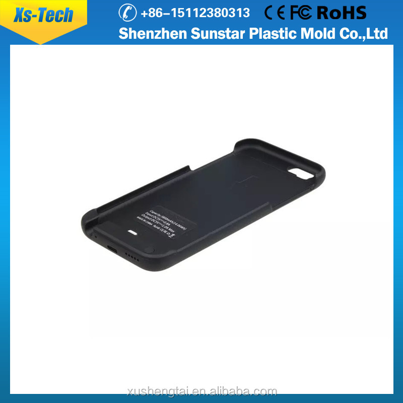 High quality 3200mAh wireless battery charger for phone case