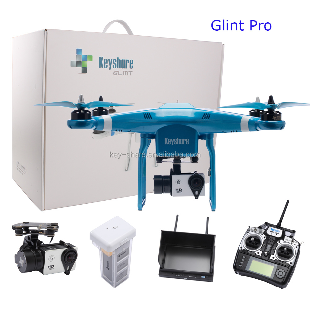 Original Glint 5.8G transforming rc toy of quadcopter with 2K HD camera drone for aerial photogrpahy