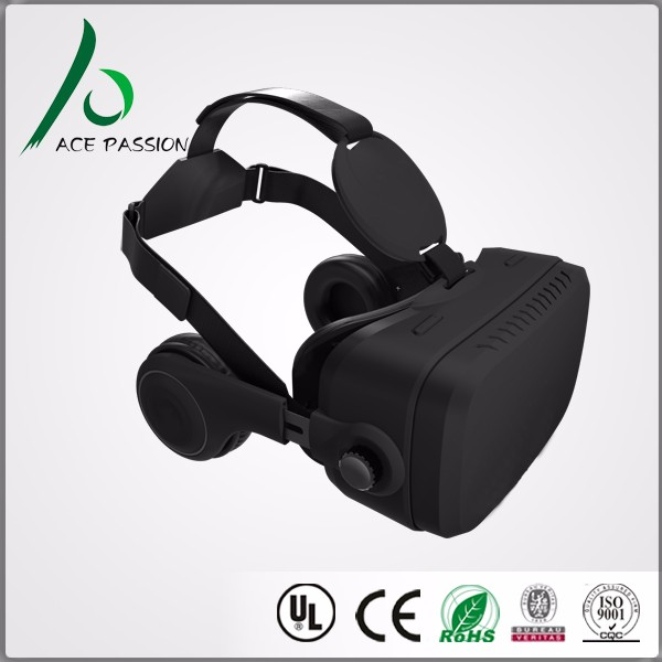 Acepassion updated google cardboard vr all in one no need smartphones