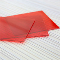 Polycarbonate solid board/plexiglass/polycarbonate solid panel/Building material