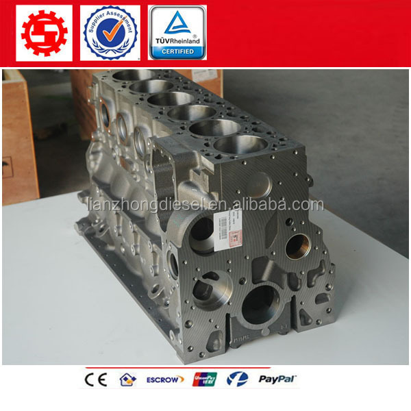 Cylinder Block 4991099 4955412 4990451 for Cummins ISDe
