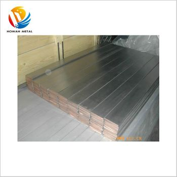 Hot china product good property titanium copper clad sheet plate
