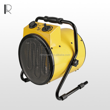 2KW/3KW high power Electric fan heater with CE