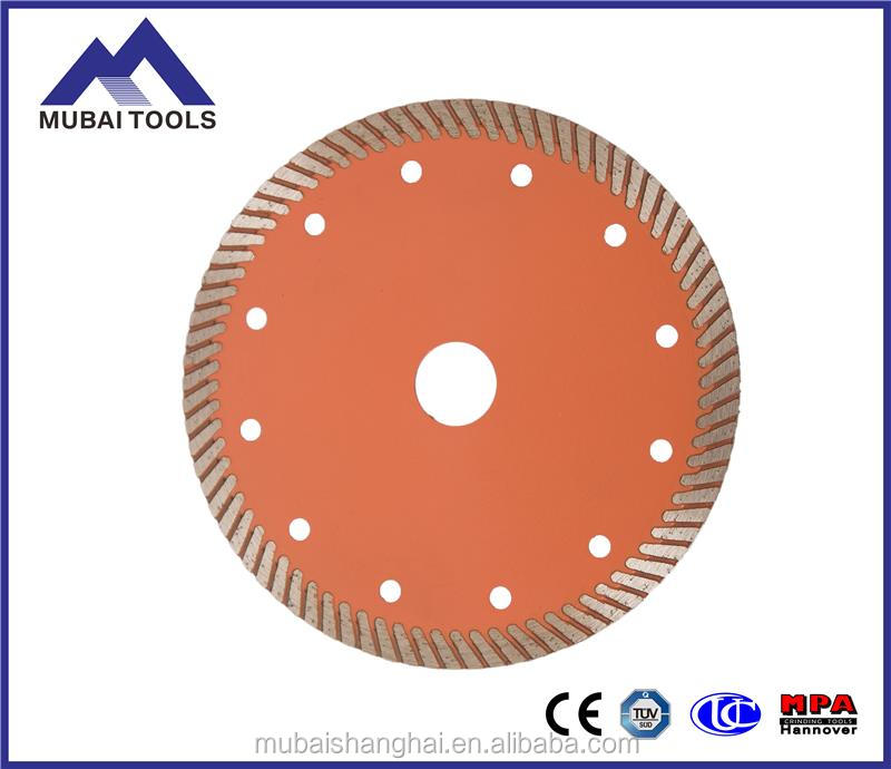 "5"" fast diamond tile saw blade"