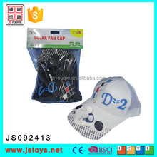 wholesale water fan caps new products 2016