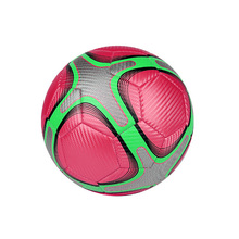 Colorful Pink Blue Size 3 Soccer Promotional Balls