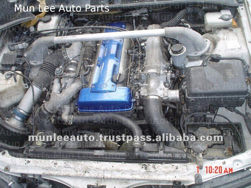 JDM Used 1JZGTE / 2JZGTTE Engine Package / Front Clip