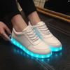 Casual LED Flashing Shoes Light Up
