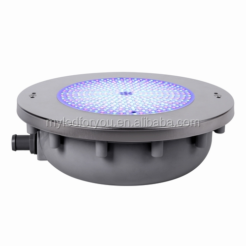 IP68 embedded 12 volt underwater swimming pool LED light 18W RGB WW CW