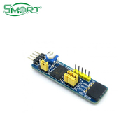 Smart Electronics High Quality , Hot selling, A/D Converter Module with I2C interface, PCF8591 DA Board