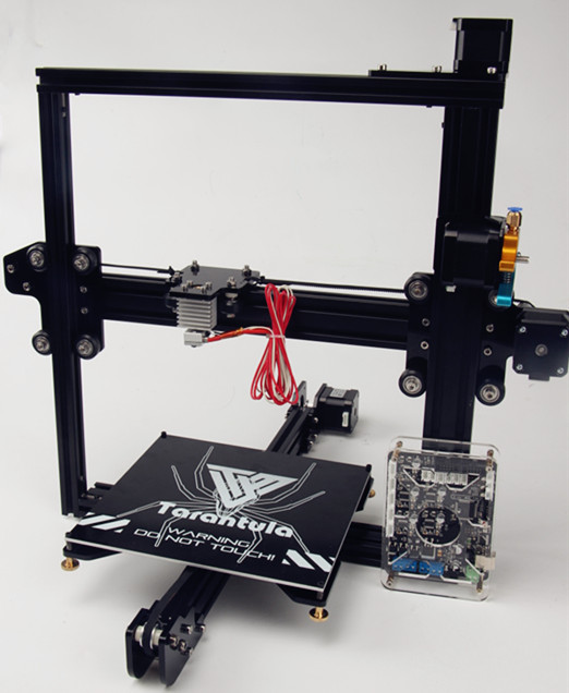 Prusa I3 Full Aluminum Profile Tevo Tarantula Auto Bed Leveling 3d printer