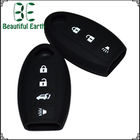 Best promotional gifts silicone car key cover with candy colors