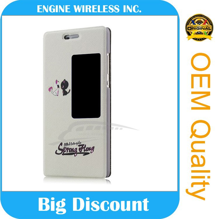 wholesale alibaba express flip leather case for lg e400 optimus l3