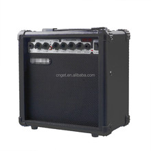 High Quality Guitar AMP GA-15 15W Electric Guitar Amplifier Black