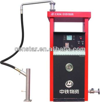 Heavy Duty petrol pump fuel dispenser with tokheim flow meter, excellent auality high flow rate fuel dispenser pumps