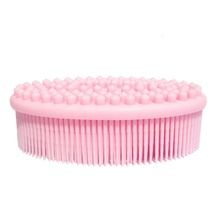 Super Soft Silicone Face Cleanser and Massager <strong>Brush</strong> Manual Facial Cleansing <strong>Brush</strong>
