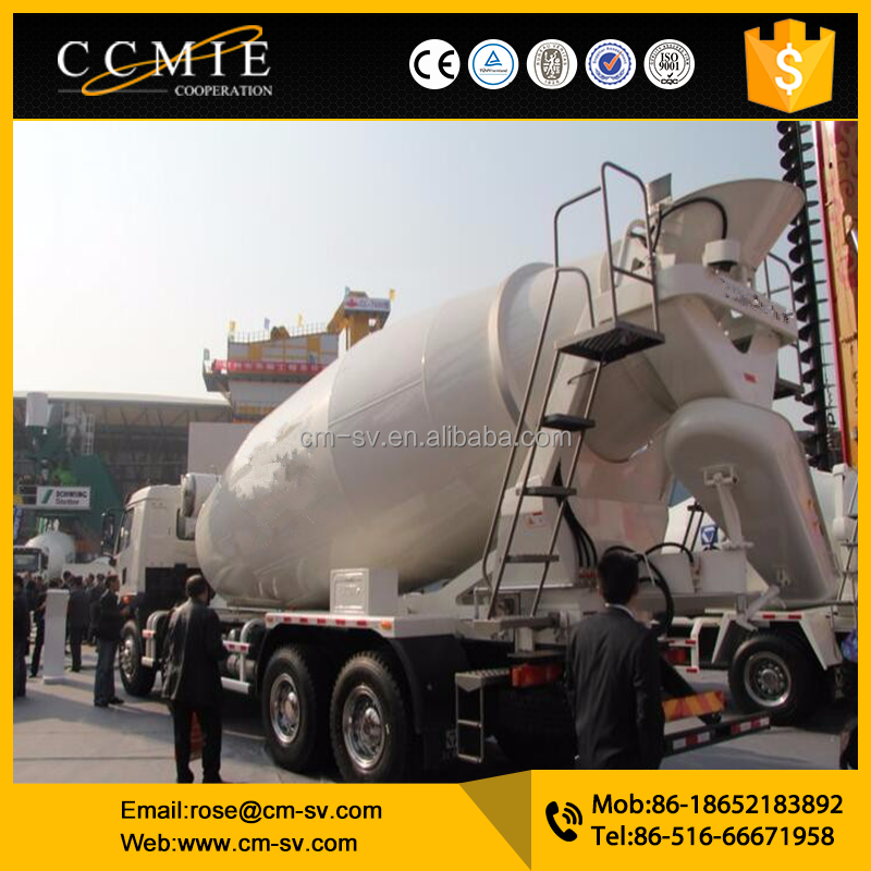 G10ZZ/G10SX XUGONG <strong>10</strong> cubic meters concrete mixer truck with low <strong>price</strong>