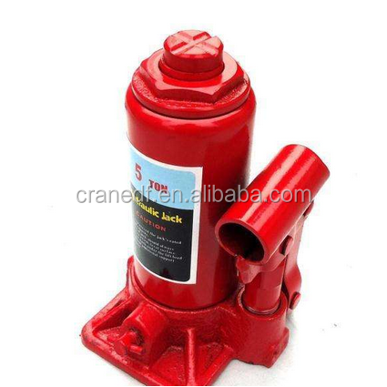 2 Ton hydraulic bottle jack for car repair and lifting tools