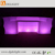Best Selling Remote Control Illuminated RGB Straight LED Bar Counter