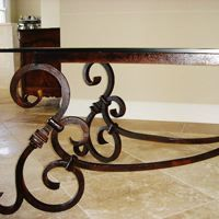 Furniture Wrought Iron