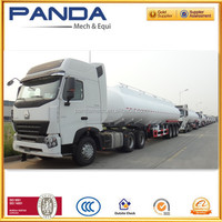 Hot Sale Fuel Tanker Tuck,Oil Semi Trailer,oil tank lorry vehicle from Pandamech