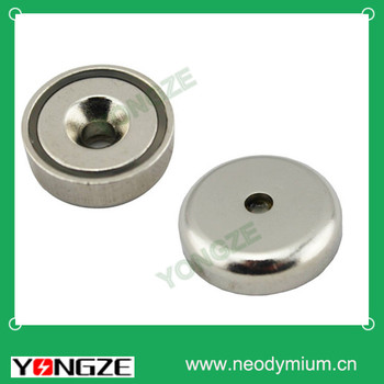 Powerful Rare Earth Pot Magnets