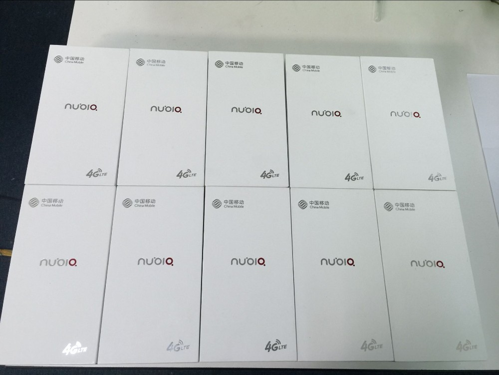 Original ZTE Nubia Z7 Max Snapdragon 801 Quad Core 4G FDD LTE 2GB RAM 32 ROM Android 5.1 13MP IPS 1920x1080P Dual SIM Phone