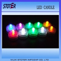 waterproof floating candle,led floating candle
