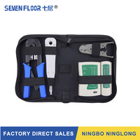 Professional Electronic Utp Cable Crimping Tool
