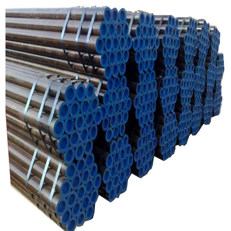 ASTM A333 Gr 6 Steel pipe seamless and welded tube