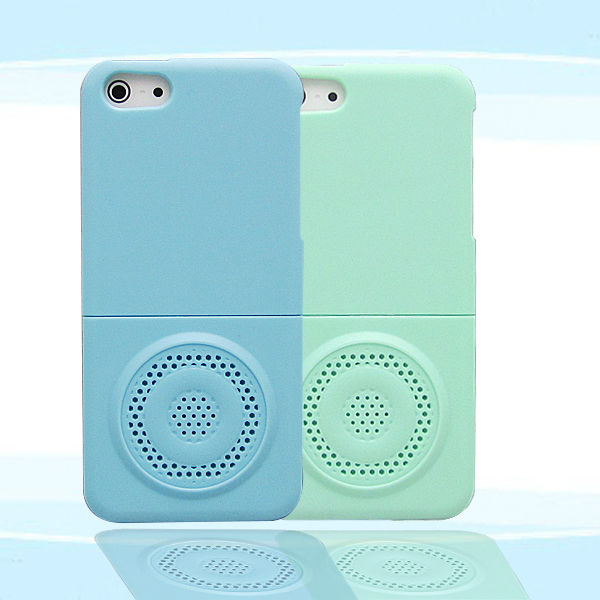 2013 hot-sell loudspeaker cover for iphone5,iphone5'' case
