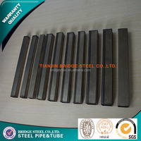 Seamless Rectangular Steel Pipe from Professional Manufacturer