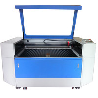 China production 60w 80w 100w laser cut wooden crafts machine