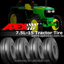 7.5L-15 Agricultural Tractor Tire