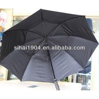 2014 free shipping sell hot fashion design auto open straight strong windproof classic outdoor umbrella