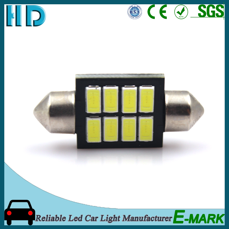 Hot sale 5730 8smd t10 auto led canbus light car width lamp car led light