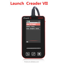 2015 Original Auto Code Reader Launch Creader VIII / Creader8 Multi-language and free Update Via Offical Website