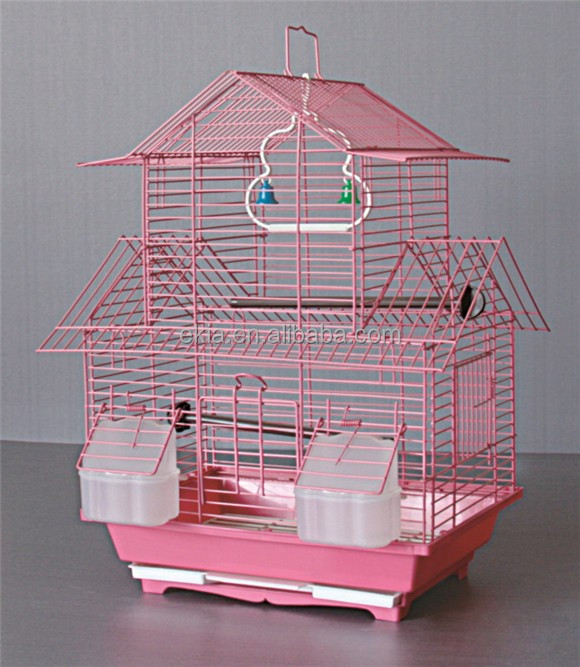 Travel Wire Bird Cage, Wire Bird House PA201H