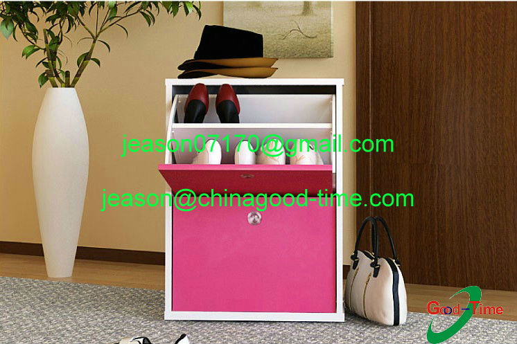 compact shoe rack with beautiful color