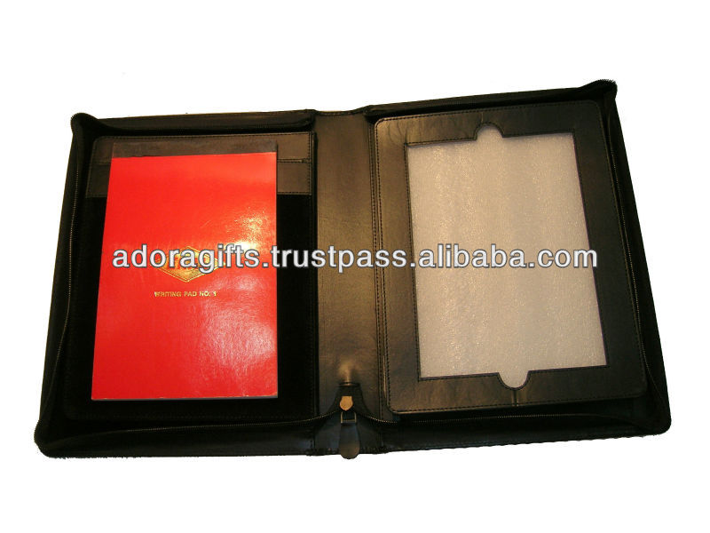 digital tablet cover/ digital notebook leather case