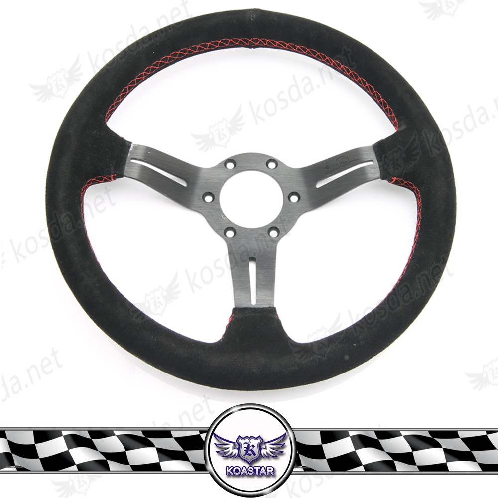 Cheap Go Karts For Sale 330mm Racing Steering Wheel, Steering Wheels