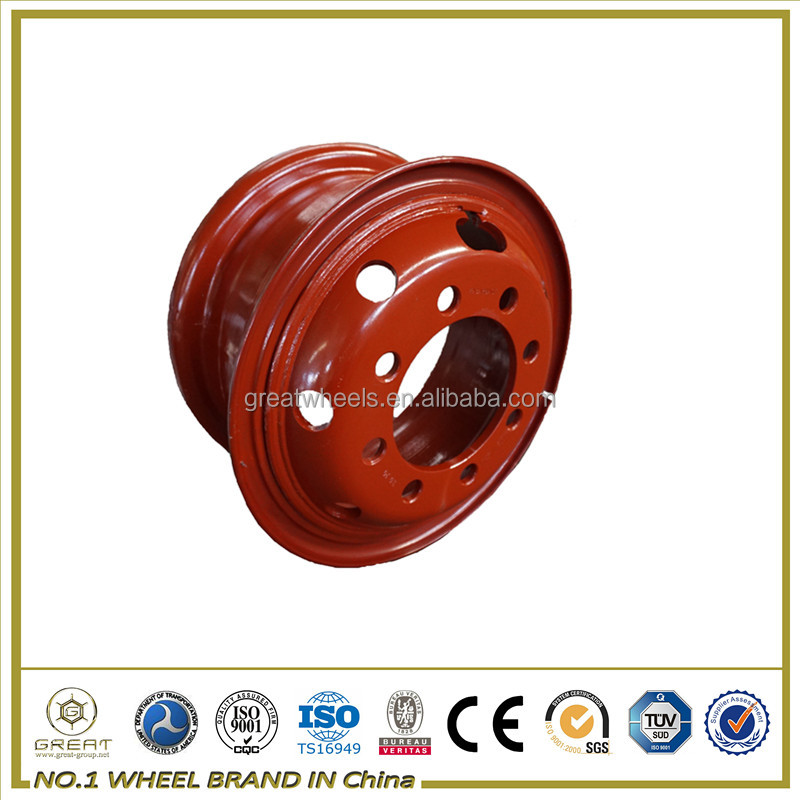 High quality of truck chrome bus wheel