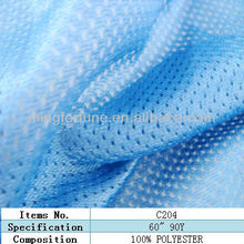 sports wear,T-shirt,football wear 100% polyester knitted fabric